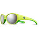 Julbo Puzzle Spectron 4 Sunglasses Kids 3-5Y Green/Green-Gray Flash Silver